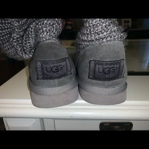 Ugg Gray Classic Tall Cardy UGG Boots Size 7.5